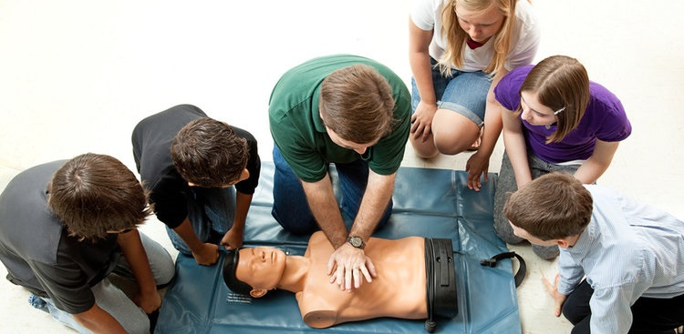 First Aid Courses Sunshine coast