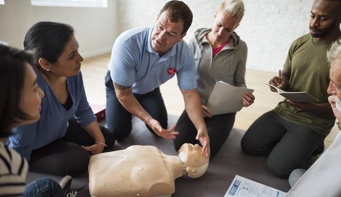 First Aid Training Sunshine Coast
