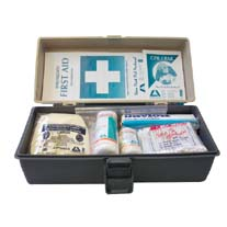 First Aid Kit Class C