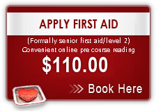 Apply First Aid Sunshine Coast