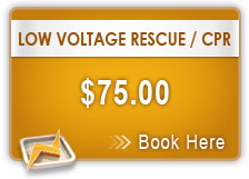 Low Voltage Rescue Training Fee